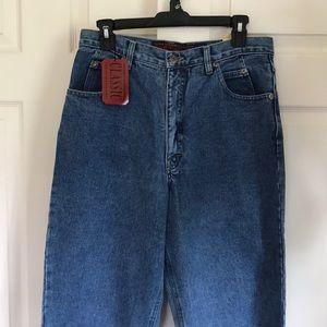 🆕Women's plus high rise jeans NWT
